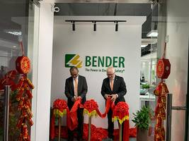 Bender China opens a new office in Shanghai