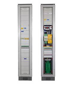 Floor/wall mounted Isolated Power Systems Compact