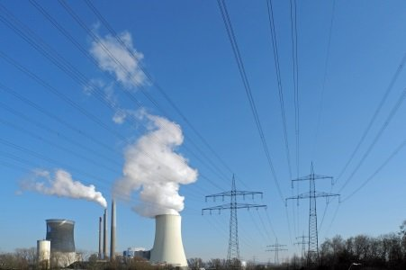 Public power supply network